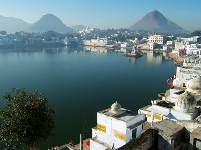 Pushkar Lake. Courtesy: Wikipedia