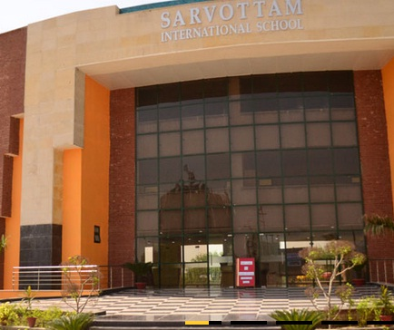 UP private school ordinance Sarvottam international school Courtesy: Management website (Greater Noida West schools)