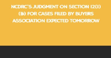 NCDRC's Judgment on section 12(1)(b)