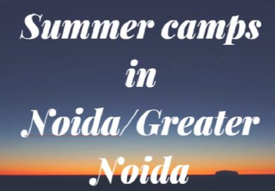 Summer camps in Noida and Greater Noida 2017