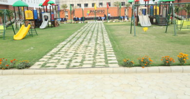 Pacific world school Noida extension Greater noida west upcoming schools in Noida extension