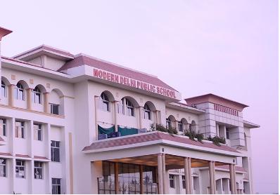 MODERN DELHI PUBLIC SCHOOL GREATER FARIDABAD NEHARPAR