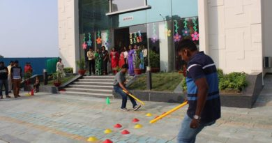 The Manthan school Greater Noida west Noida extension
