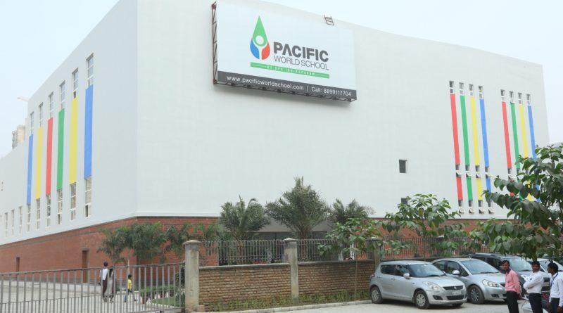 Pacific world school Upcoming schools in Noida extension