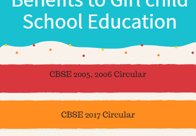 Clarifying all myths related to Benefits given to girl child education in India
