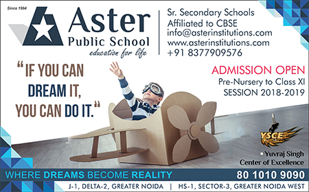 The Aster Public school