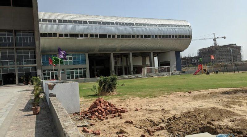 Salvation tree school noida extension Greater Noida west schools