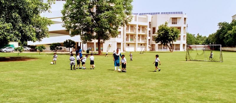 Ridge valley school Gurgaon