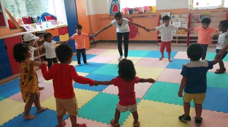 Best playschools in Gurgaon