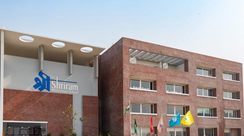The Shriram Millennium school Gurgaon