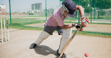 Best sports academies in Noida Courtesy: Genesis school
