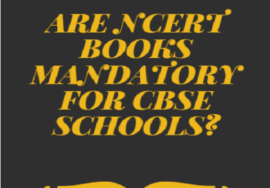Are NCERT books really mandatory for CBSE schools? – Clearing the myth