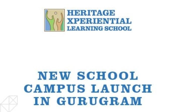 Heritage CBSE school Gurgaon Golf course extension road