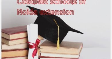 Costliest schools in Greater Noida West