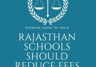 Supreme court directs regulatory authorities to reduce fees for online classes conducted by schools